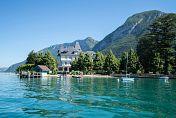 LAC D'ANNECY / MENTHON-SAINT-BERNARD - Pension Complète en Village Vacances
