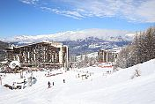 ACCOMMODATION + SKI PASS + SKI RENTAL - LES ORRES - Apartments