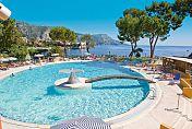 SAINT-JEAN-CAP-FERRAT - Pension Complète à l'Hôtel Club Delcloy