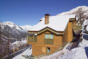 CHALET ACCOMMODATION - ISOLA 2000 - Les Chalets d'Isola