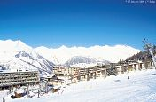 ACCOMMODATION + SKI PASS - ARC 1600