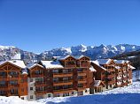 ACCOMMODATION + SKI PASS - PUY ST VINCENT - La Dame Blanche