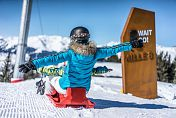 ACCOMMODATION + SKI PASS + SKI RENTAL - ARC 1800