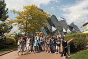 SEJOUR DECOUVERTE AU PAYS DU FUTUROSCOPE 7 jours - Poitiers - 8-17 ans