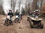 SEJOUR QUAD & CROSS 8 Jours - Haute Loire - 12-16 ans - Février