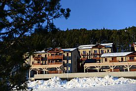 ACCOMMODATION + SKI PASS - LES ANGLES - Les Chalets de l'Isard