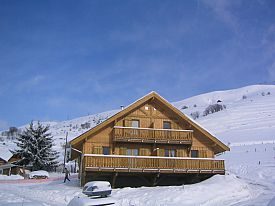 CHALET ACCOMMODATION - ST JEAN D'ARVES - Les Chalets de la Fontaine