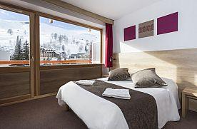 Vacances Février aux 2 ALPES - Hôtel-Club en pension complète