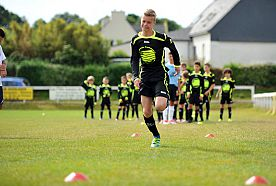 SEJOUR FOOTBALL 6 Jours - Morbihan - 9-16 ans - Février
