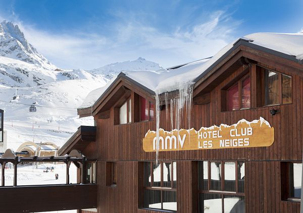 HOTEL-CLUB - VAL THORENS - MMV Les Neiges