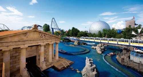 Europa-park  Allemagne