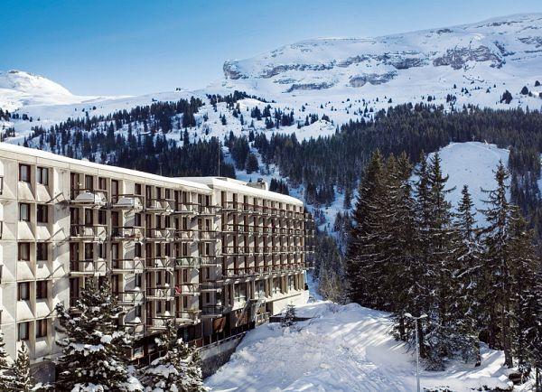 TRANSPORT + HOTEL-CLUB + FORFAIT - FLAINE - MMV Le Flaine