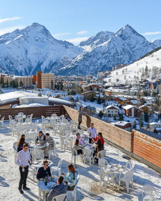 Village Club des 2 Alpes