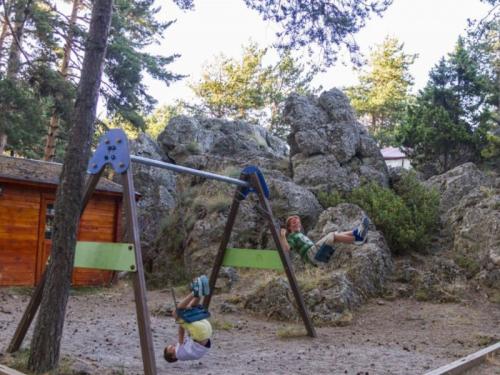 Camping Sierra de Albarracin