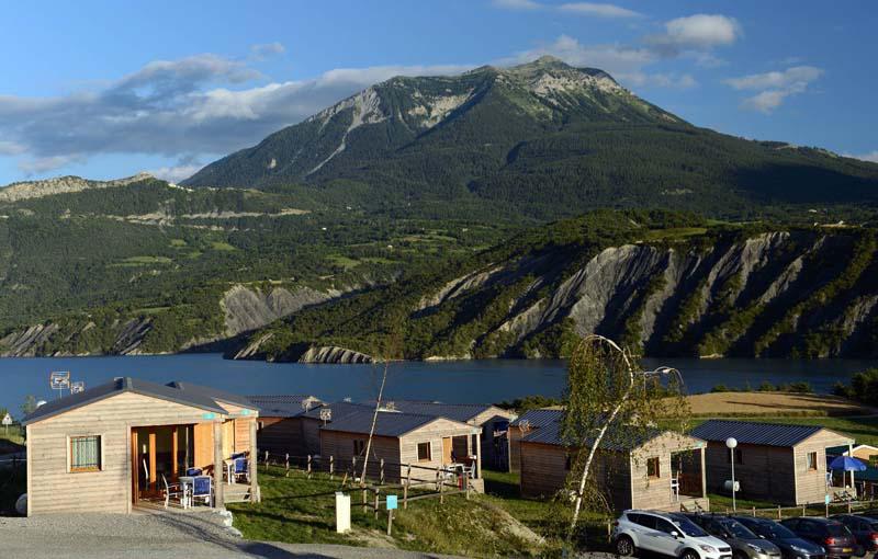 Les Berges du Lac