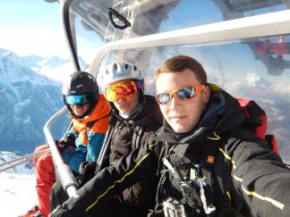 Ski chez les Helvètes - Février / Suisse