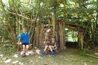 SEJOUR CABANES ET NATURE 7 jours - Drôme - 9-14 ans