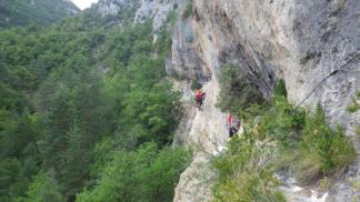 SEJOUR ROC ET CANYON 13 jours - Aveyron - 14/17 ans